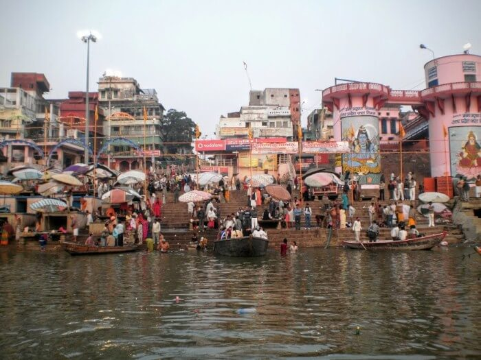 Βαρανάσι, Ινδία